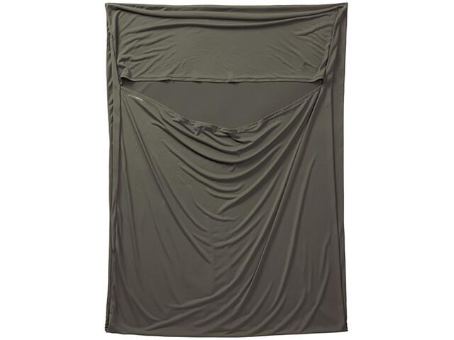 Craghoppers NosiLife Drap de sac de couchage, dark khaki